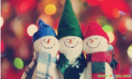 快乐的圣诞节优秀日记