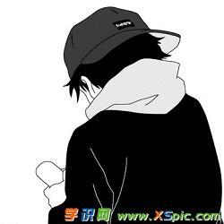 qq头像男生动漫呆萌图片 本文地址:http://www.xspic.
