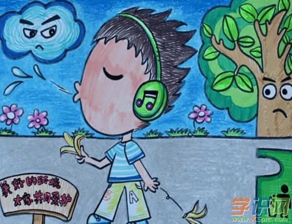 六年级学创意绘画作品_六年级学创意绘画图片图片