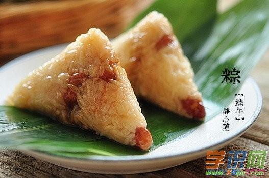 关于端午节粽子英语作文