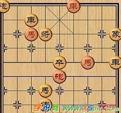 象棋开局棋谱阵法_象棋开局摆法