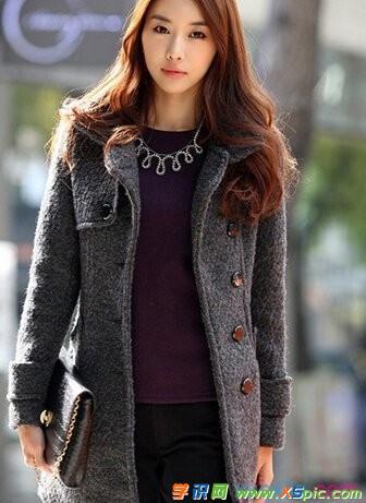 冬装时尚搭配