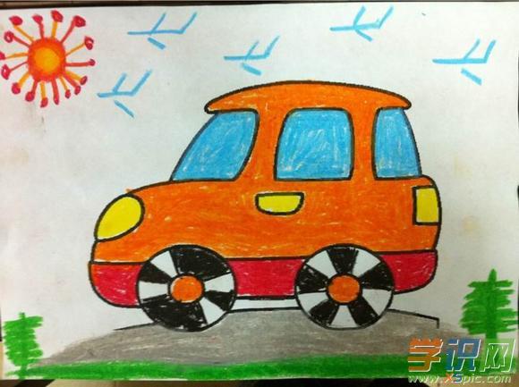 适合小班绘画作品图片大全 幼儿园小班绘画作品图片