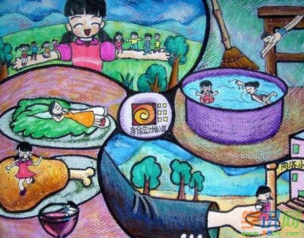 学识网 爱好 学画画 绘画知识     长期以来,绘画由于自身表达的自由图片