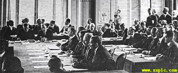 凡尔赛条约对中国的影响