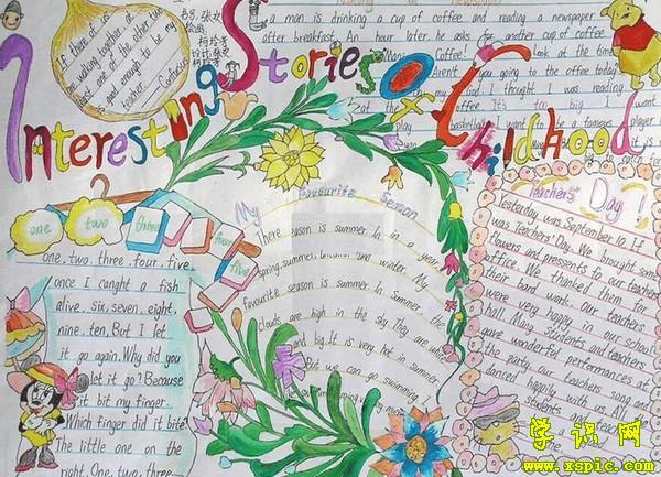 六年級下冊英語復習資料_六年級下冊英語手抄報圖片