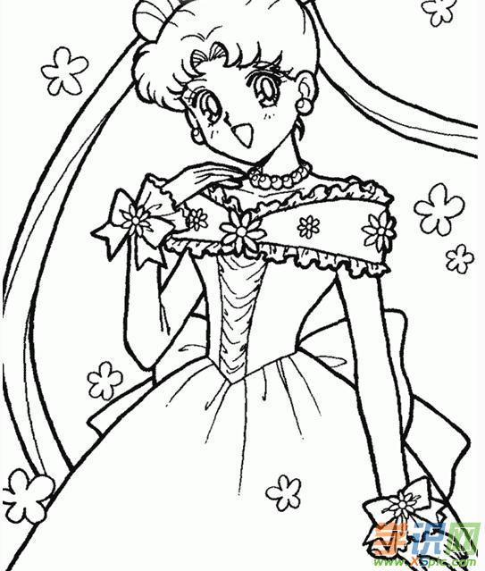 动漫少女简笔画大全    2.动漫人物海绵宝宝简笔画图片大全    3.