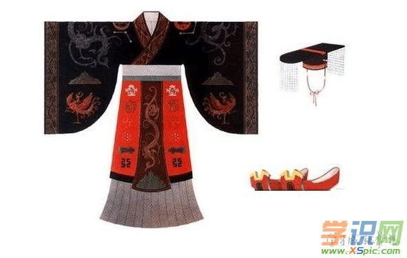 汉代皇帝服饰的特点