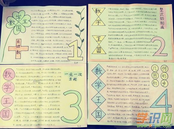 【五年级下册数学补习】五年级下册数学手抄报内容大全