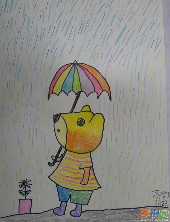 幼儿园小班绘画比赛作品图片