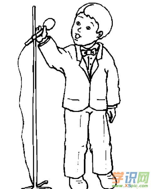 看过唱歌的小男孩简笔画图片大全的人还看:  1.