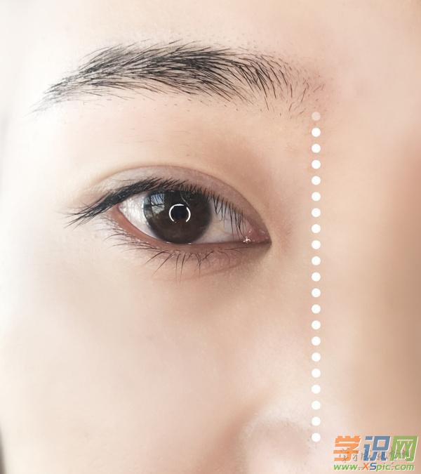 修技巧的步骤图片步骤眉毛教程画眉的眉毛替人方法v技巧放法吗图片