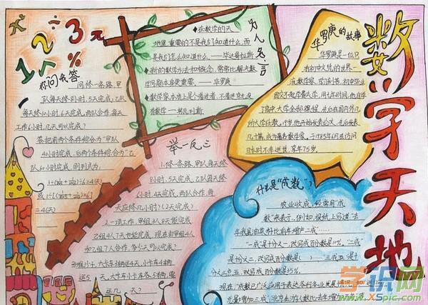 [六年級上冊數學補充習題]六年級上冊數學手抄報總復習