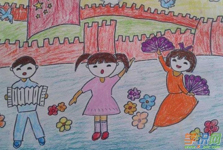 六一儿童节画的画怎么画