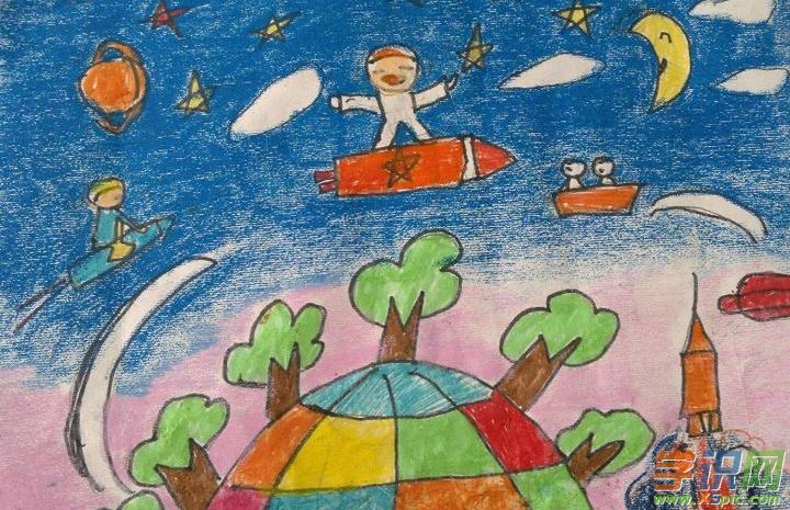 【六一儿童节的画二年级:5】   看了以上的六一儿童节画画作品之后,下面就来学习一下关于儿童节的祝福语吧! 儿童节祝福语   1. 曾经年幼无知,曾经莽撞少年,岁月于指间无声滑过,当你牵着孩子的手走在街头,才意识过去的日子不回头。开一支红酒,为这个不属于我们的节日干杯!