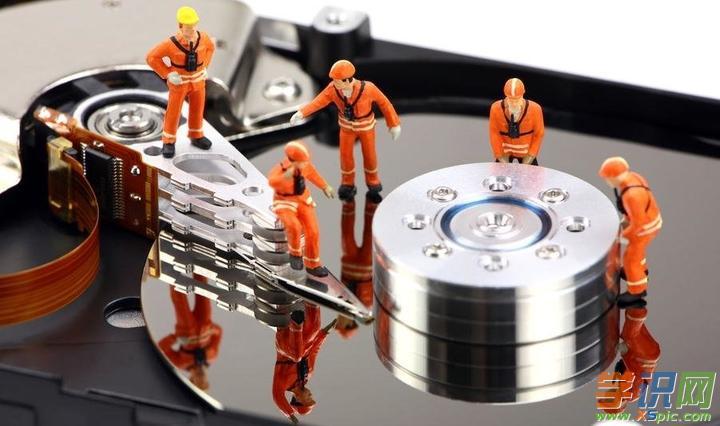 新买的移动硬盘里边的文件有用吗
