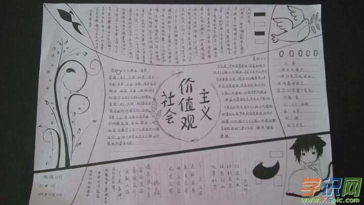 励志青春奋斗手抄报_关于励志青春的手抄报图片图片