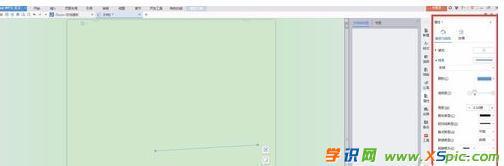 wps表格画虚线的方法