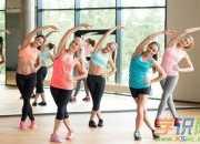 室内有氧健身操 在家也能健身!