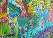 三年级美术画画图片