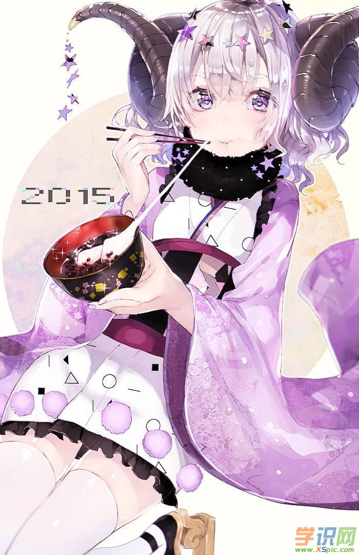 座图片少女水晶6摩羯座的象征摩羯座是适合着冬天开始的星座.12月摩羯座象征什么漫画图片