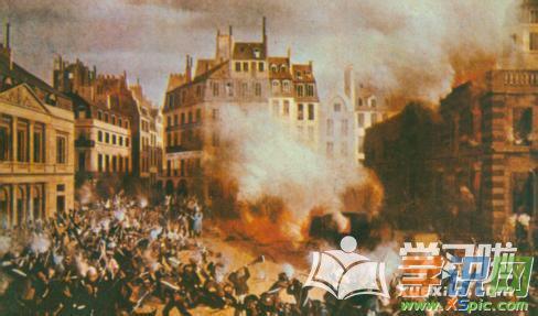 德意志爆发1848革命的原因是什么
