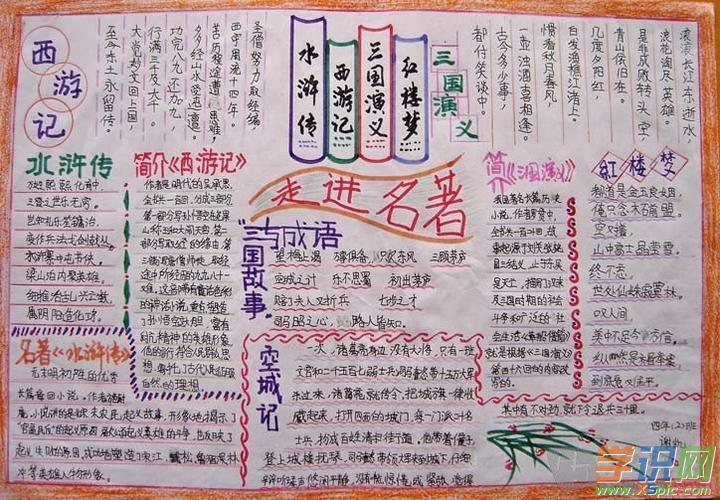 学识网 语文 手抄报 小学生手抄报     著名科学家爱因斯坦,在研究当