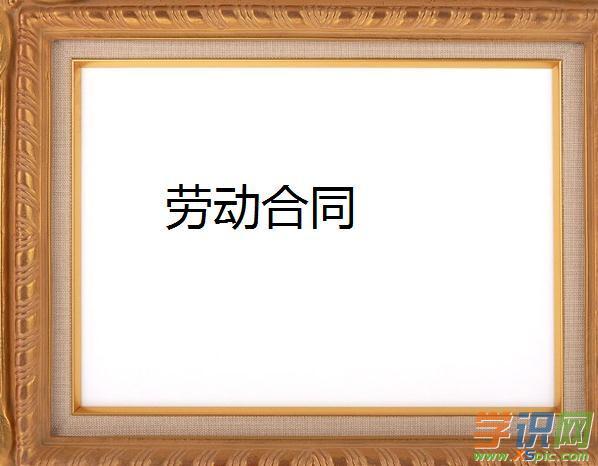 药店劳动合同书_药店劳动合同书格式