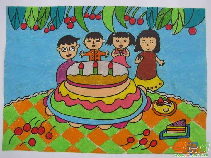 学识网 爱好 学画画 图画作品     绘画是幼儿美术教育中最主要的活动
