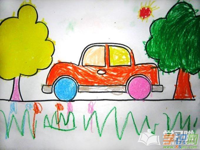 儿童画画大全公主画最简单图片