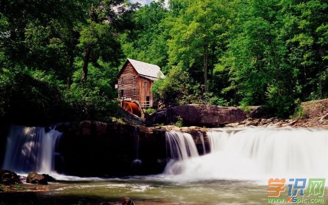 描写自然景物的优美句子_形容大自然景物的唯美语句