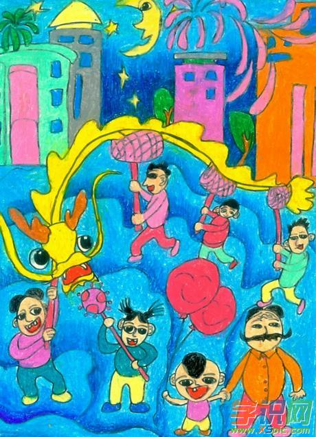 学识网 爱好 学画画 学画画入门     儿童绘画是儿童心智和技能发展