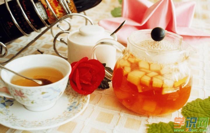 水果茶的做法和配方 水果茶的做法步骤图