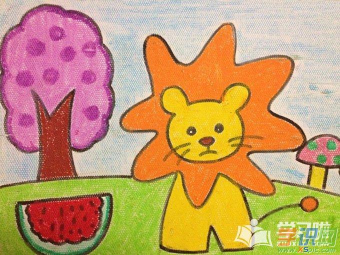 5岁儿童画画大全图片  4.五岁儿童绘画图片欣赏  5.