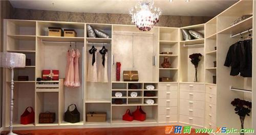 1.8米衣柜内部设计图 1.8米衣柜合理设计效果图
