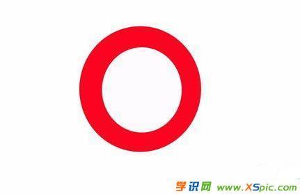 ps椭圆形选取工具 ps使用椭圆选取工具画圆环