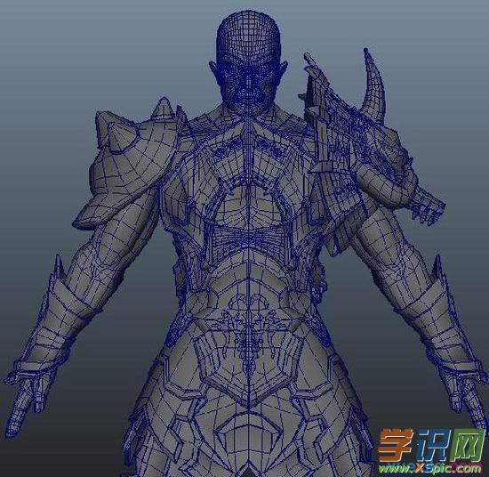 3d人物建模方法_3d人物建模的前景怎样_3d模型的构建