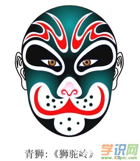 京剧脸谱手工制作方法与步骤