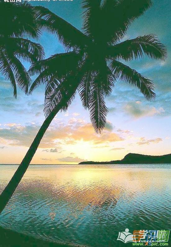 高清海邊風景桌面壁紙