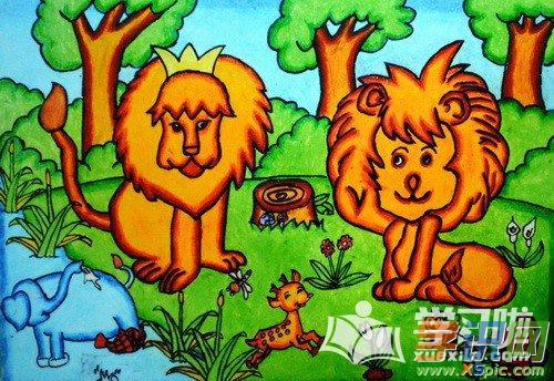优秀儿童画画图片作品_优秀儿童画画图片素材