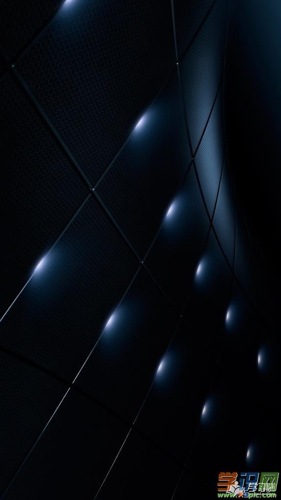 1080x1920竖屏黑色壁纸