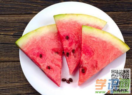 清热降火的水果与食疗方法