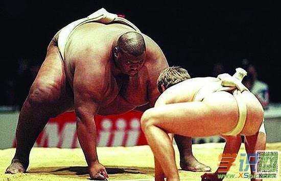 世界历史上最重的相扑是谁