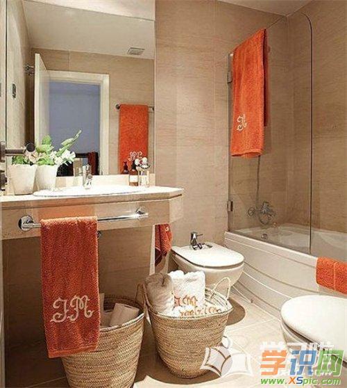 房屋室内洗澡间装修设计图片