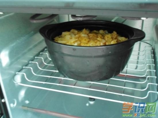 烤圆白菜的家常做法步骤图解