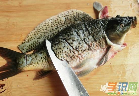 浙菜西湖醋鱼的家常做法图解