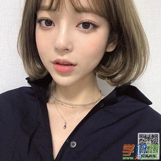 2018年会流行什么 /strong>发型颜色