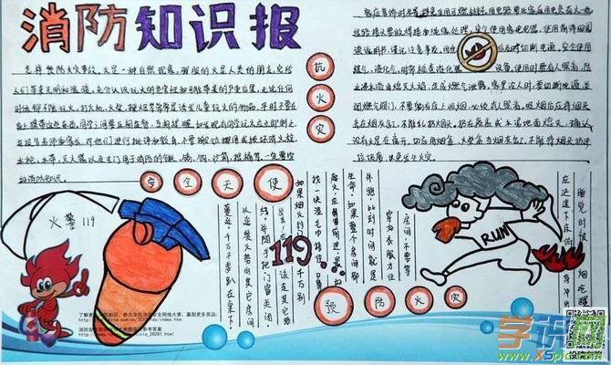幼儿消防安全手抄报图片大全  2.一年级消防知识手抄报简笔画图片  3.