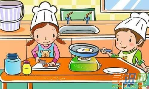 我学会了什么三年级澳门葡京网址:我学会了做饭