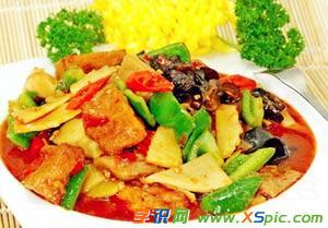 好吃的家常豆腐下饭菜的做法